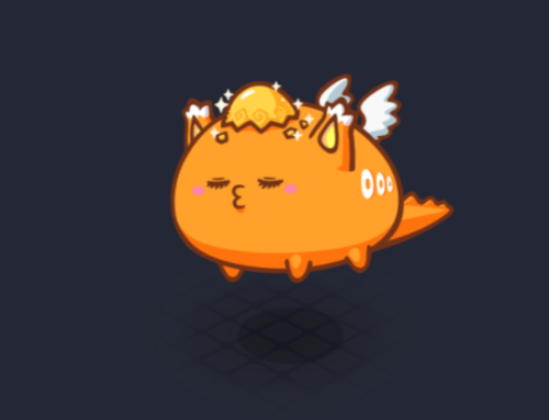 Buying Angel, the 60 ETH Axie