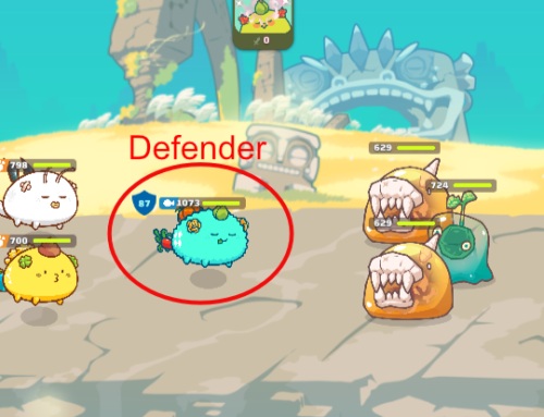 Axie Defender Guide