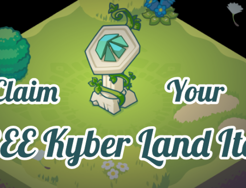 Axie teams up with Kyber – Free Item