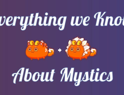 Everything we know about Mystic Axies