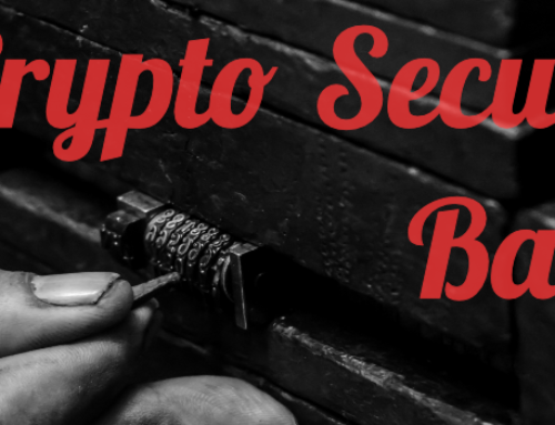 Crypto Security Basics